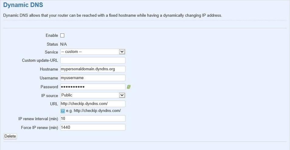 Industrial DNS - DNS Dinamico Professionale - Dispositivi Supportati - Teltonika